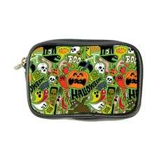 Halloween Pattern Coin Purse by Jojostore