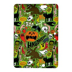 Halloween Pattern Kindle Fire Hdx 8 9  Hardshell Case by Jojostore