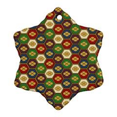 Ilus Origami Ornament (snowflake)  by Jojostore