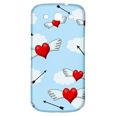 Love Hunting Samsung Galaxy S3 S Iii Classic Hardshell Back Case by Valentinaart