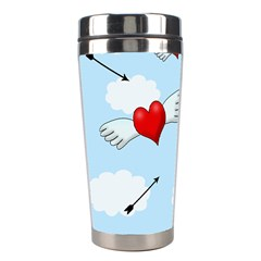 Love Hunting Stainless Steel Travel Tumblers by Valentinaart