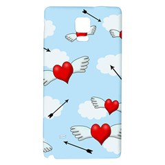 Love Hunting Galaxy Note 4 Back Case by Valentinaart
