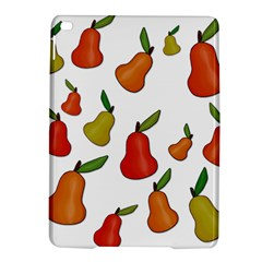 Decorative Pears Pattern Ipad Air 2 Hardshell Cases by Valentinaart