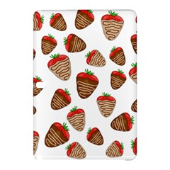 Chocolate Strawberries  Samsung Galaxy Tab Pro 12 2 Hardshell Case by Valentinaart