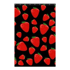 Strawberries Pattern Shower Curtain 48  X 72  (small)  by Valentinaart