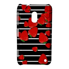 Strawberries  Nokia Lumia 620 by Valentinaart