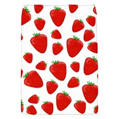 Decorative Strawberries Pattern Flap Covers (s)  by Valentinaart