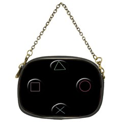 Joystick  Chain Purses (one Side)  by Valentinaart