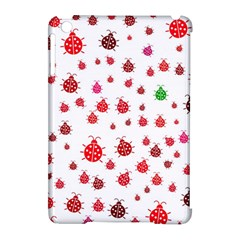 Beetle Animals Red Green Fly Apple Ipad Mini Hardshell Case (compatible With Smart Cover) by Amaryn4rt