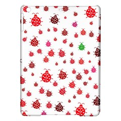 Beetle Animals Red Green Fly Ipad Air Hardshell Cases by Amaryn4rt