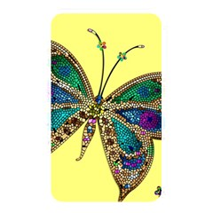 Butterfly Mosaic Yellow Colorful Memory Card Reader by Amaryn4rt