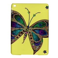 Butterfly Mosaic Yellow Colorful Ipad Air 2 Hardshell Cases