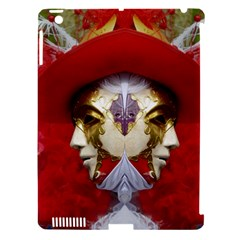Carnival Düsseldorf Old Town Apple Ipad 3/4 Hardshell Case (compatible With Smart Cover)