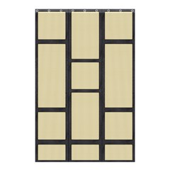 Tatami Shower Curtain 48  X 72  (small) by Tatami