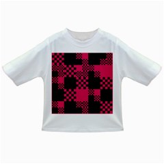 Cube Square Block Shape Creative Infant/toddler T Shirts by Amaryn4rt