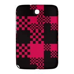 Cube Square Block Shape Creative Samsung Galaxy Note 8 0 N5100 Hardshell Case  by Amaryn4rt