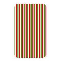 Pattern Background Red White Green Memory Card Reader by Amaryn4rt