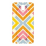 Line Pattern Cross Print Repeat Samsung Galaxy Note 3 N9005 Hardshell Back Case