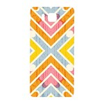 Line Pattern Cross Print Repeat Samsung Galaxy Alpha Hardshell Back Case