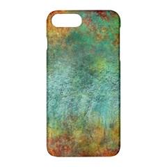 Rainforest Apple Iphone 7 Plus Hardshell Case by digitaldivadesigns