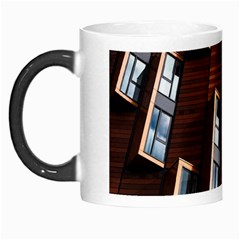 Abstract Architecture Building Business Morph Mugs by Amaryn4rt