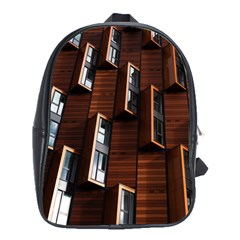 Abstract Architecture Building Business School Bags (xl)  by Amaryn4rt