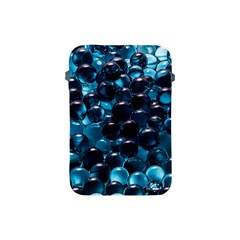 Blue Abstract Balls Spheres Apple Ipad Mini Protective Soft Cases by Amaryn4rt