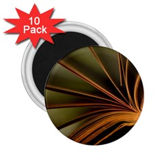 Book Screen Climate Mood Range 2 25  Magnets (10 Pack)
