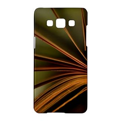 Book Screen Climate Mood Range Samsung Galaxy A5 Hardshell Case