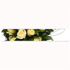Bouquet Flowers Roses Decoration Small Bar Mats