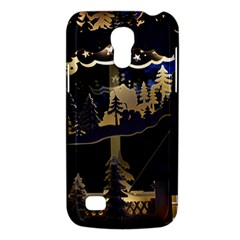 Christmas Advent Candle Arches Galaxy S4 Mini by Amaryn4rt