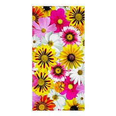 Flowers Blossom Bloom Nature Plant Shower Curtain 36  X 72  (stall)  by Amaryn4rt