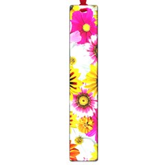Flowers Blossom Bloom Nature Plant Large Book Marks by Amaryn4rt