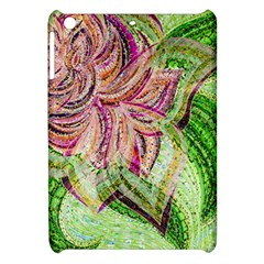 Colorful Design Acrylic Apple Ipad Mini Hardshell Case by Amaryn4rt