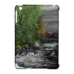 Landscape Summer Fall Colors Mill Apple Ipad Mini Hardshell Case (compatible With Smart Cover) by Amaryn4rt