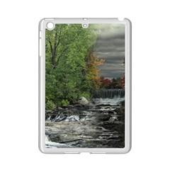 Landscape Summer Fall Colors Mill Ipad Mini 2 Enamel Coated Cases by Amaryn4rt