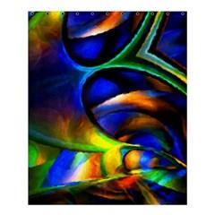 Light Texture Abstract Background Shower Curtain 60  X 72  (medium)