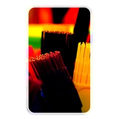 Plastic Brush Color Yellow Red Memory Card Reader by Amaryn4rt