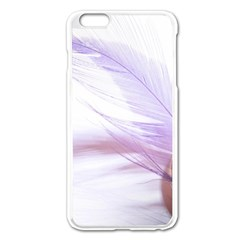 Ring Feather Marriage Pink Gold Apple Iphone 6 Plus/6s Plus Enamel White Case by Amaryn4rt