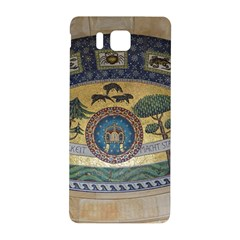 Peace Monument Werder Mountain Samsung Galaxy Alpha Hardshell Back Case by Amaryn4rt