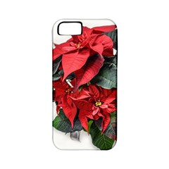 Star Of Bethlehem Star Red Apple Iphone 5 Classic Hardshell Case (pc+silicone) by Amaryn4rt