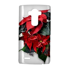 Star Of Bethlehem Star Red LG G4 Hardshell Case by Amaryn4rt