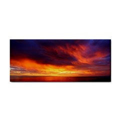 Sunset The Pacific Ocean Evening Cosmetic Storage Cases by Amaryn4rt