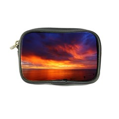 Sunset The Pacific Ocean Evening Coin Purse by Amaryn4rt