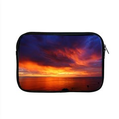 Sunset The Pacific Ocean Evening Apple Macbook Pro 15  Zipper Case by Amaryn4rt