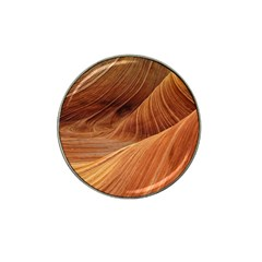 Sandstone The Wave Rock Nature Red Sand Hat Clip Ball Marker (10 Pack)