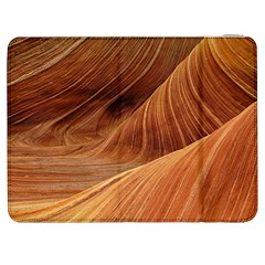 Sandstone The Wave Rock Nature Red Sand Samsung Galaxy Tab 7  P1000 Flip Case by Amaryn4rt