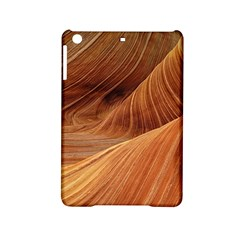 Sandstone The Wave Rock Nature Red Sand Ipad Mini 2 Hardshell Cases by Amaryn4rt