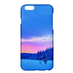 Winter Landscape Snow Forest Trees Apple Iphone 6 Plus/6s Plus Hardshell Case by Amaryn4rt