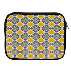 Arabesque Star Apple Ipad 2/3/4 Zipper Cases by AnjaniArt